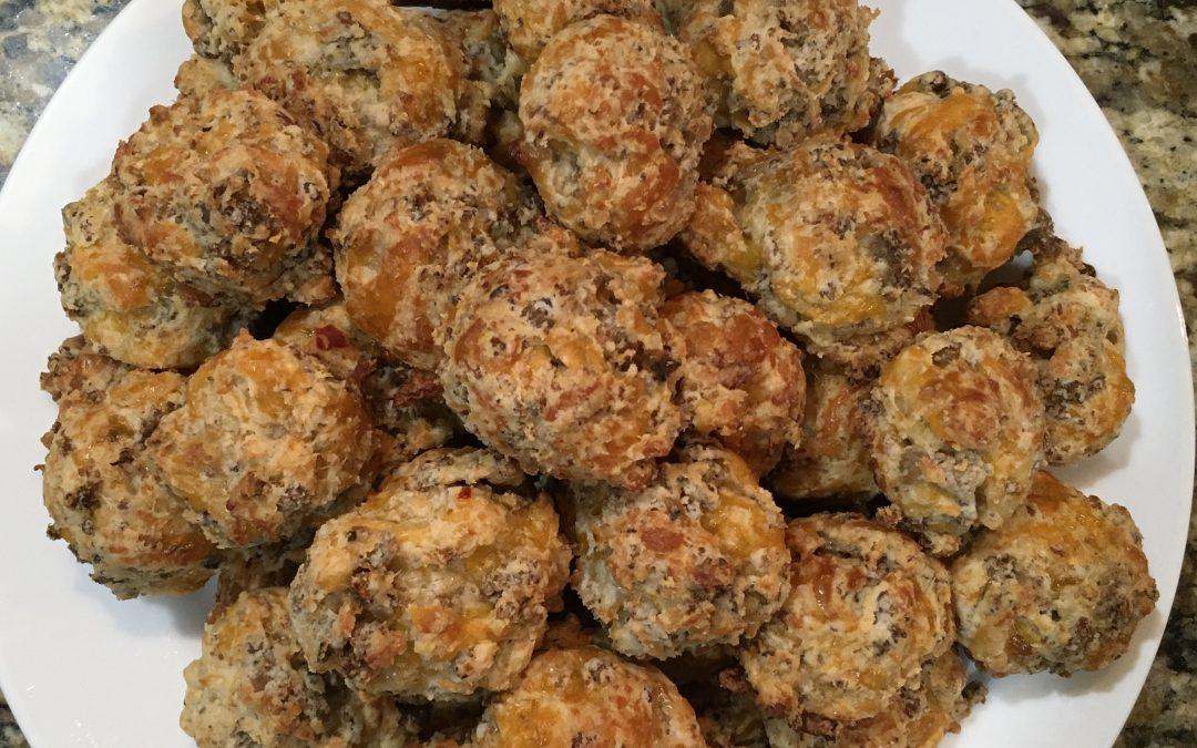 Breakfast Sausage Balls